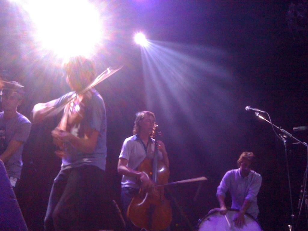 Hey Marseilles at The Fillmore, San Francisco (2010)