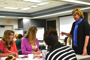 At the Riverside Co. Office of Education, teacher leadership training draws on research from business and organizational management.