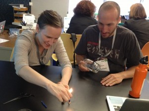 When teachers learn together, we can light up classrooms for our students.