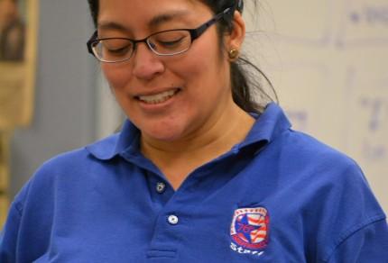 Harriet Garcia, Independence High School