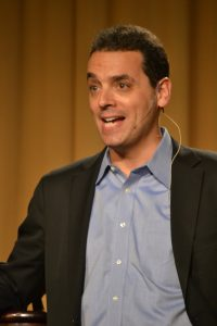 Daniel Pink at the NBPTS Conference, 2011.